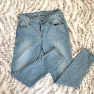 Old Navy Sweetheart Super Skinny Ankle Jeans 4